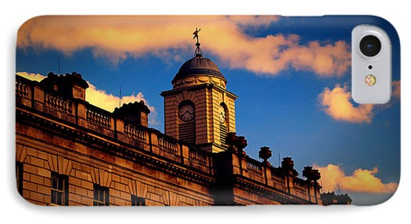 Somerset House IPhone Case by Nicky Jameson