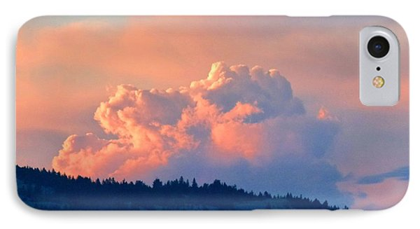 Soothing Sunset IPhone Case by Will Borden
