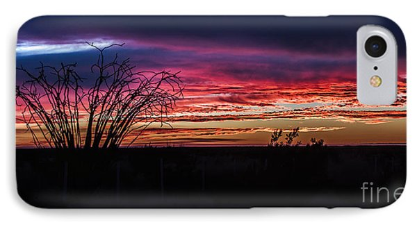 Southwest Sunset IPhone Case by Robert Bales