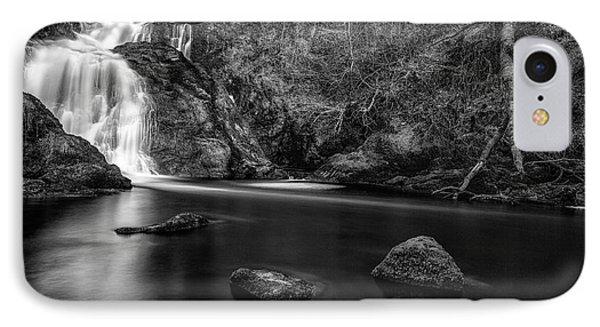 Spectacle E'e Waterfall Phone Case by John Farnan