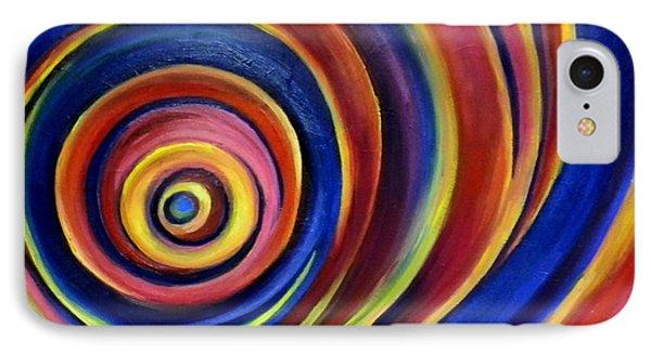 Spirals Phone Case by Art by Kar