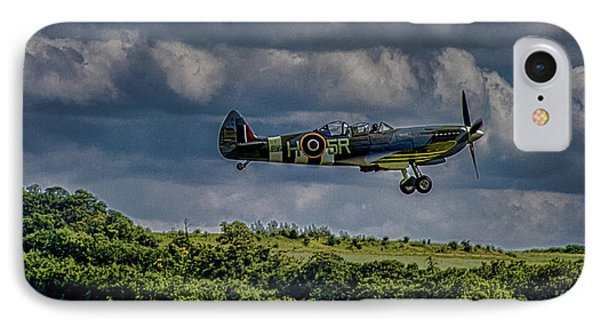 Spitfire IPhone Case by Martin Newman