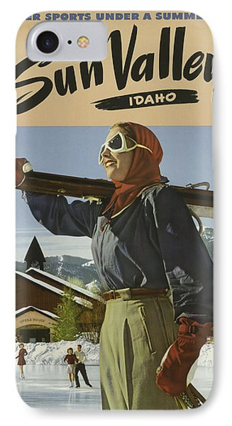 Sports Posters Phone Case by Vintage