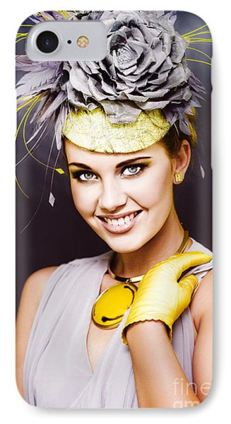 Spring Carnival Beauty IPhone Case by Jorgo Photography - Wall Art Gallery