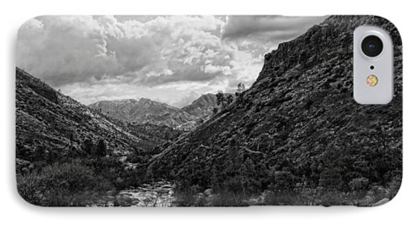 IPhone Case featuring the photograph Spring In The Kern Valley by Hugh Smith