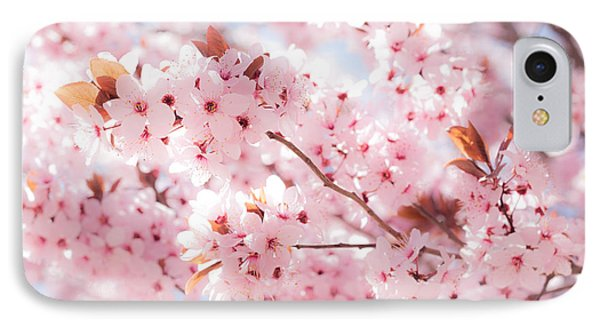 Spring IPhone Case by Roselynne Broussard