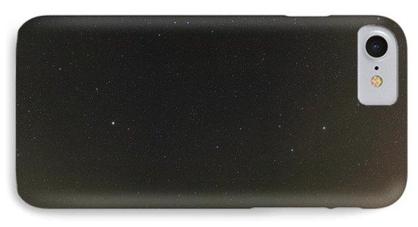 Spring Stars And Light Pollution IPhone Case by Eckhard Slawik