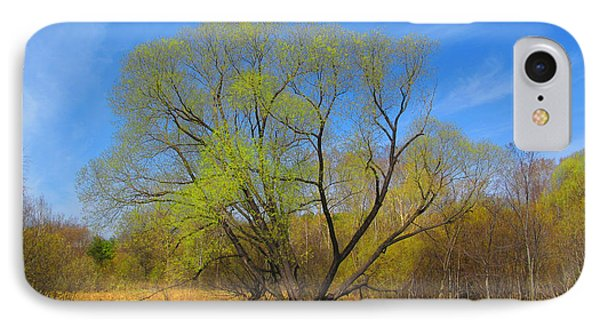 IPhone Case featuring the photograph Spring Time by Vladimir Kholostykh