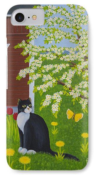 Spring IPhone Case by Veikko Suikkanen