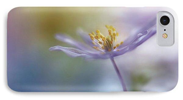 Springtime Watercolor IPhone Case