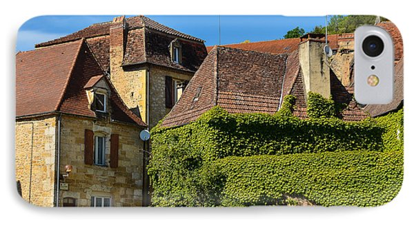 IPhone Case featuring the photograph St Cyprien En Perigord by Dany Lison
