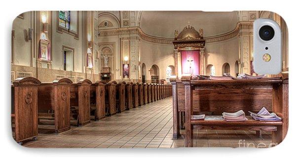 St. Francis Xavier Phone Case by David Bearden