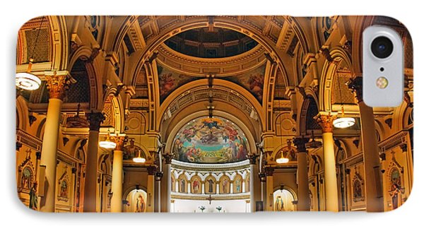 St. Leonard's Church....boston Phone Case by Joann Vitali