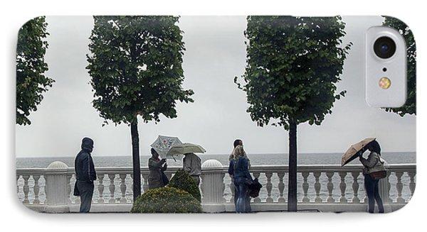 St. Petersburg In The Rain - Russia IPhone Case