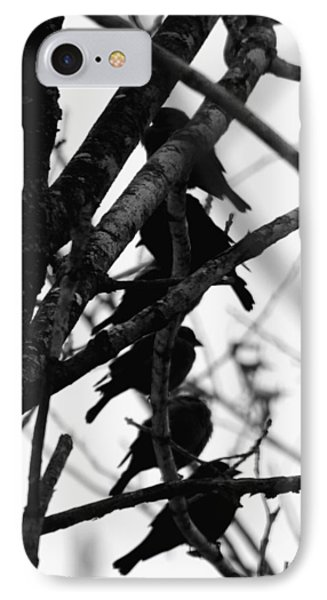IPhone Case featuring the photograph Stacked by Wanda Brandon