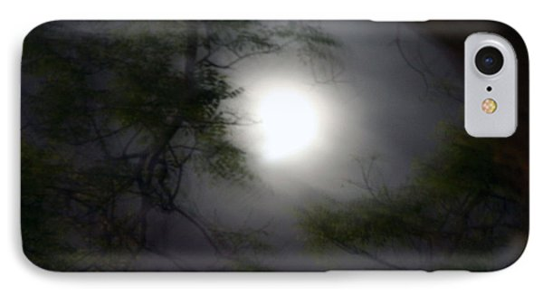 Stalked By The Moon IPhone Case