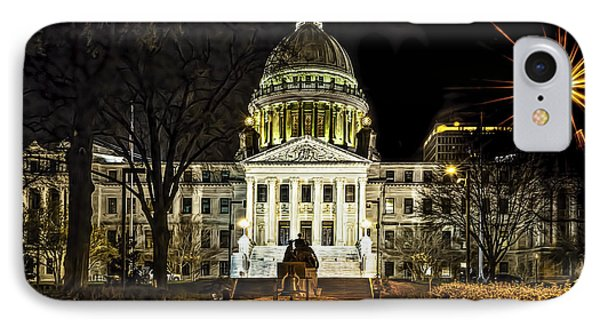 State Capitol IPhone Case