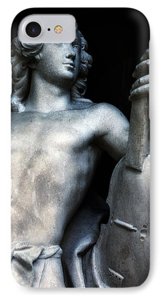 Statue IPhone Case by Joana Kruse