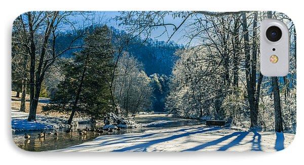 Steele Creek Winter IPhone Case