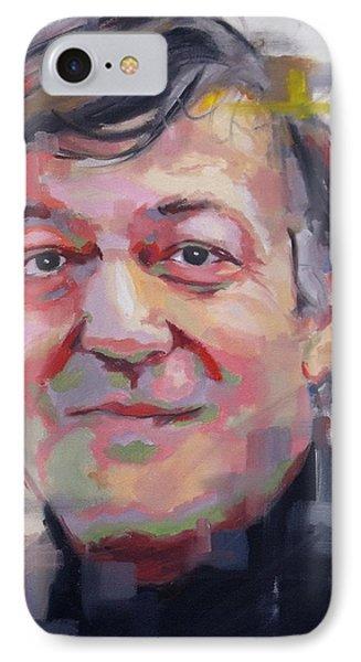 Stephen Fry  IPhone Case