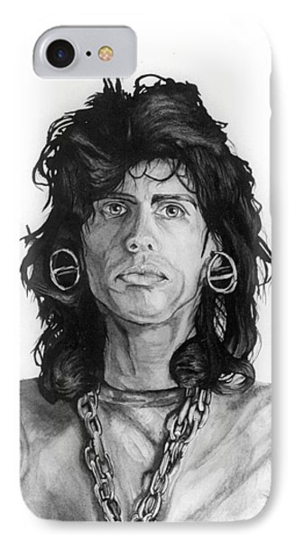 Steven Tyler IPhone Case by Anthony DeCilio