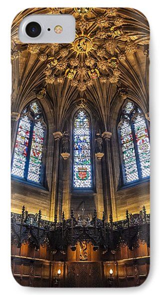 St.giles Cathedral Phone Case by Svetlana Sewell