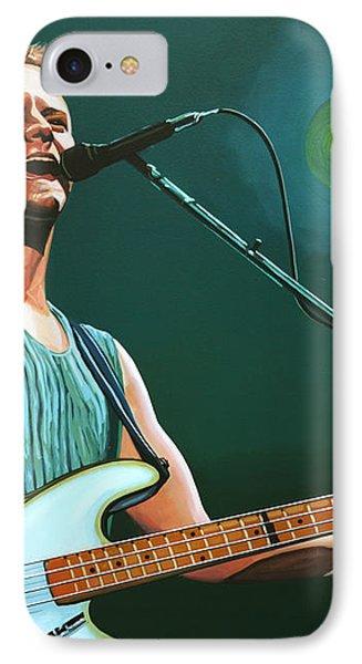 Sting Phone Case by Paul Meijering