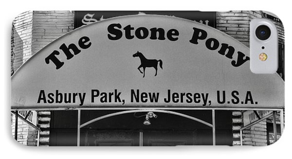 Stone Pony IPhone Case by Paul Ward