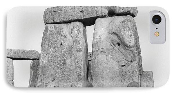 Stonehenge Phone Case by Anonymous