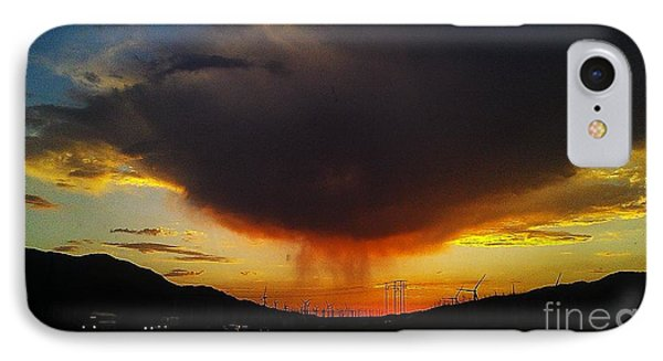 Storms Coming IPhone Case by Chris Tarpening