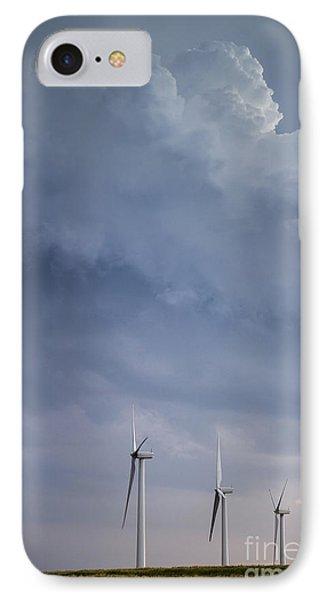 Stormy Skies Phone Case by Jim McCain