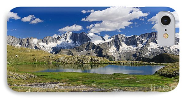 IPhone Case featuring the photograph Strino Lake - Italy by Antonio Scarpi