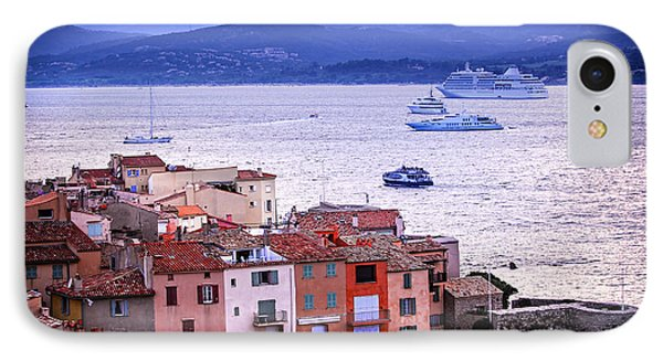 St.tropez At Sunset IPhone Case