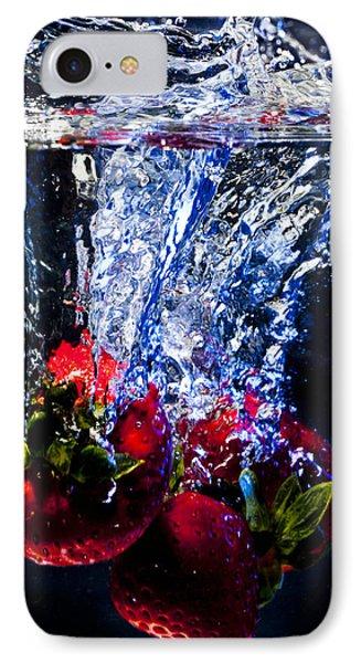 Submerged Forever Phone Case by Jon Glaser