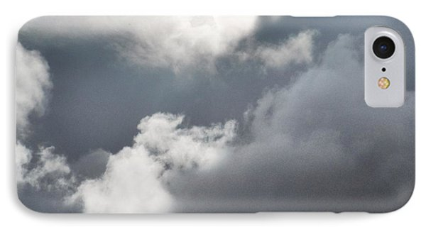 IPhone Case featuring the photograph Sun Amongst The Clouds by Alohi Fujimoto