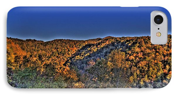 IPhone Case featuring the photograph Sun On The Hills by Jonny D