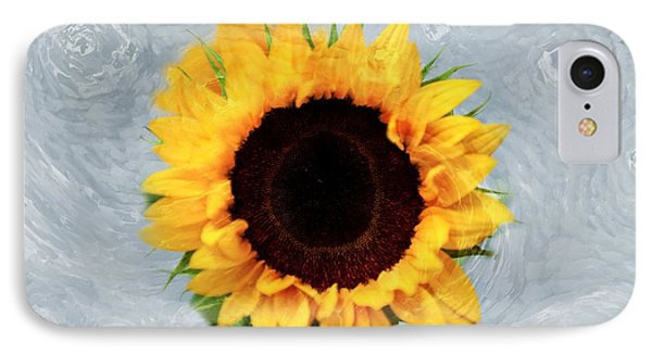 IPhone Case featuring the photograph Sunflower by Bill Howard