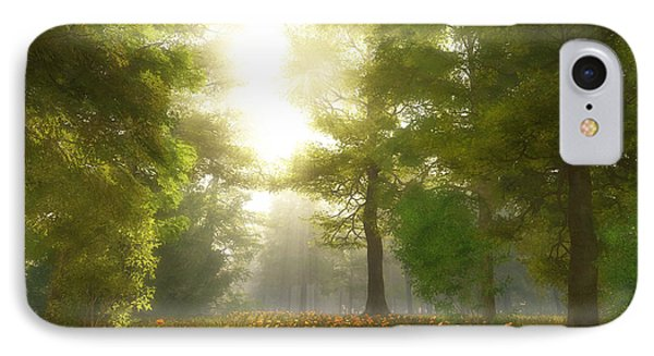 Sunlit Meadow IPhone Case