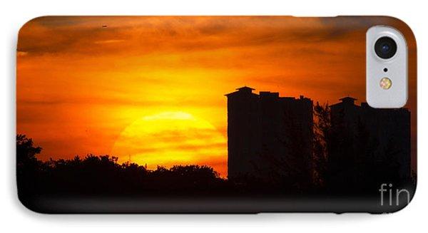Sunrise  IPhone Case by Meg Rousher