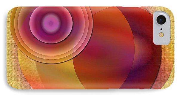 IPhone Case featuring the digital art Sunsational by Iris Gelbart