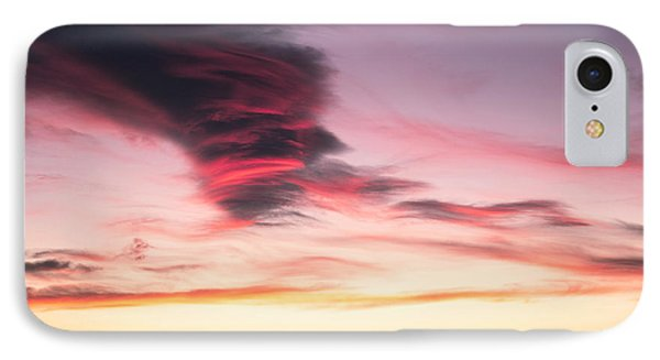 Sunset And Clouds Phone Case by Stefano Piccini