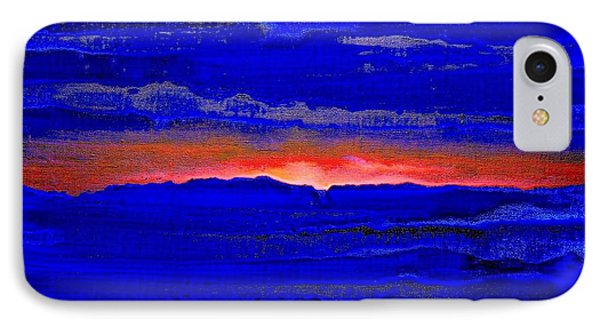 Sunset 2005 IPhone Case