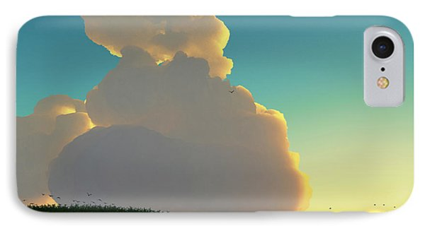 Sunset... IPhone Case