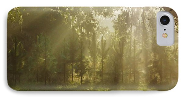 Sunshine Morning IPhone Case by D Hackett