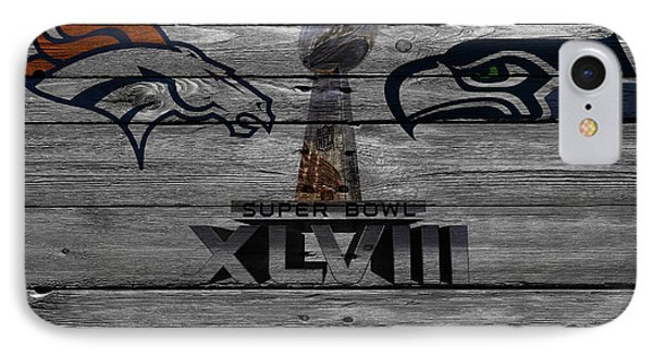 New York Mets iPhone 7 Case - Super Bowl Xlviii by Joe Hamilton