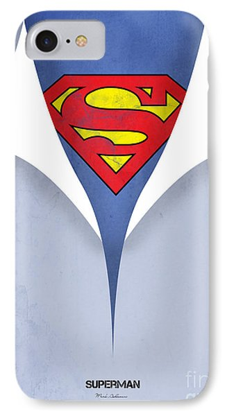 Superman 9 IPhone Case