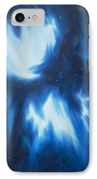 Supernova Explosion IPhone Case by James Christopher Hill