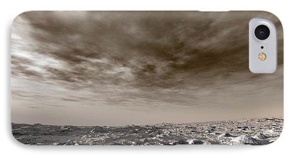 Surface Of Venus IPhone Case by Detlev Van Ravenswaay