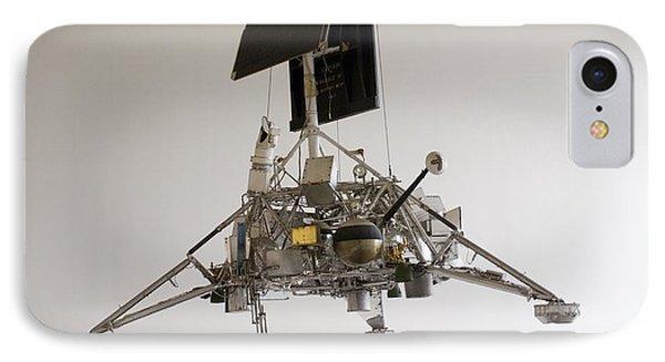 Surveyor Lunar Lander Test Model IPhone Case by Mark Williamson