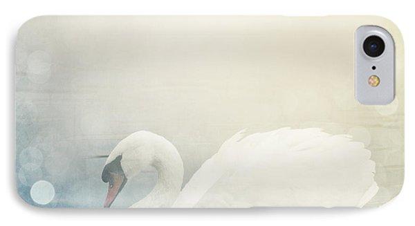 Swan IPhone Case by Jelena Jovanovic